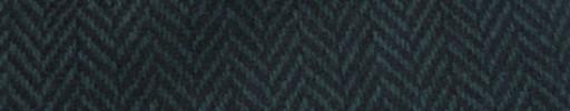 【Mij_7w39】ダークグリーン1.6cm巾ヘリンボーン