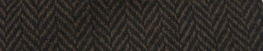 【Mij_7w40】ブラウン1.6cm巾ヘリンボーン