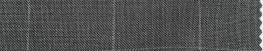 【Ps_7w10】グレー+4.5×3.5cm白ウィンドウペーン