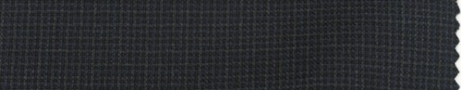 【Ps_7w11】ダークネイビー柄+3ミリグレー・ブルーミニチェック