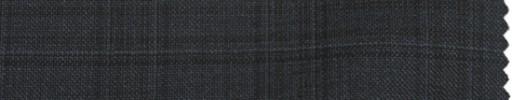 【Ps_7w14】ダークブルーグレー+4×3.5cmファンシーチェック