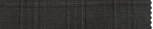 【Ps_7w15】チャコールグレー+4×3.5cmファンシーチェック