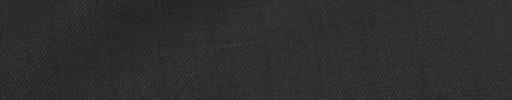【Sy_7w04】ブラック+1.1cm巾織りストライプ