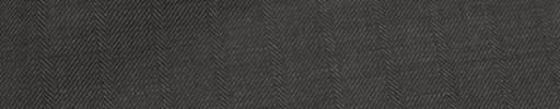 【Sy_7w06】グレー+1.1cm巾織りストライプ