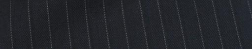 【Sy_7w08】ネイビー+8ミリ巾ドット・織りストライプ
