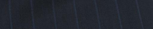 【Sy_7w11】ネイビー+1.5cm巾ブルー・織り交互ストライプ
