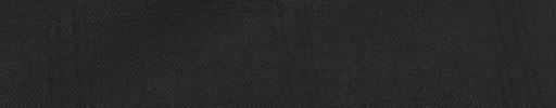 【Sy_7w23】ブラック5×4.5cmシャドウオーバープレイド