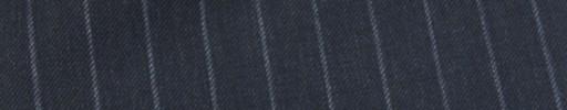 【Sy_7w27】インディゴブルー+1.1cm巾白ストライプ