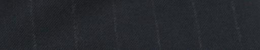【Sy_7w34】ネイビー+1.8cm巾チョークストライプ