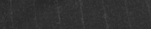 【Sy_7w35】チャコールグレー+1.8cm巾チョークストライプ