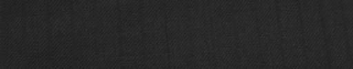 【Cu_7w07】ブラック+8ミリ巾織りストライプ