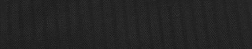 【Cu_7w13】ブラック+6ミリ巾織りストライプ