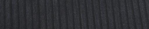 【Cu_7w15】チャコールグレー+6ミリ巾織りストライプ