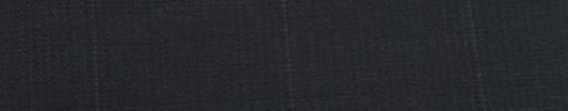 【Cu_7w20】ダークネイビーミニチェック+5.5×4.5cmウィンドウペーン