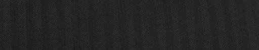 【Cu_7w23】ブラック柄+3ミリ巾織りストライプ