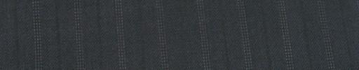 【Cu_7w26】グレー+1.5cm巾ドット・織り交互ストライプ