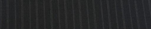 【Cu_7w30】ブラック+1.2cm巾Wドット交互ストライプ