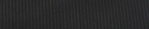 【Cu_7w37】ブラック柄+6ミリ巾パープル・グレー交互ストライプ