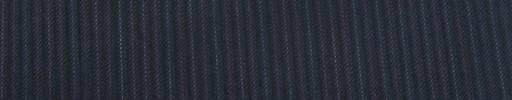 【Cu_7w38】ネイビー柄+6ミリ巾パープル・白交互ストライプ