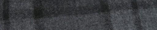 【Ha_FL713】グレー+9×8cmミディアムグレー・黒オルターネートチェック