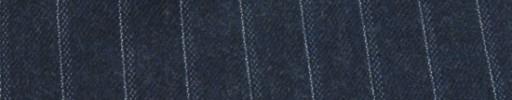 【Ha_FL744】インディゴ+1.5cm巾ドットストライプ