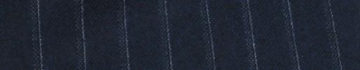 【Ha_FL746】ネイビー+1.5cm巾ドットストライプ