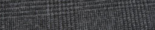【Ha_FL750】グレー・ダークグレー7×6cmグレンプレイド