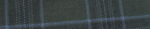 【Hs_ac28】グリーン+7×5.5cmグレー・ライトブループレイド