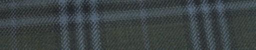 【Hs_ac29】グリーン+6.5×5cmグレー・ライトブループレイド+オーバープレイド