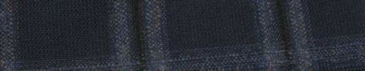 【Hs_ac35】ネイビー+5×4cmライトブルーWネップ+織りプレイド