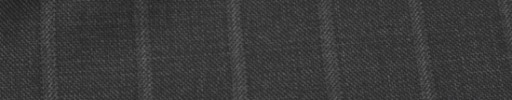 【Ib_e7w02】チャコールグレー+2.5cm巾グレー織りストライプ