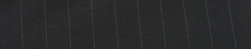 【Ib_e7w28】ブラック+1.2cm巾ストライプ