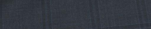 【Ib_e7w42】ブルーグレー+4.5×4cm織り・水色プレイド