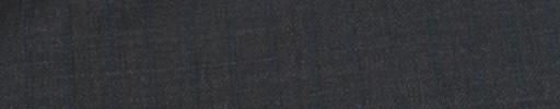 【Ib_e7w46】チャコールグレー+9ミリ巾ブルーストライプ