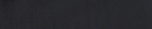 【Ib_e7w47】ブラック+9ミリ巾ネイビーストライプ