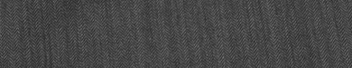 【Ib_e7w53】グレー4ミリ巾ヘリンボーン