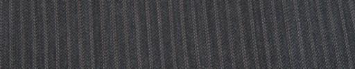 【Ib_e7w57】ミディアムグレー柄+4ミリ巾薄赤織りストライプ