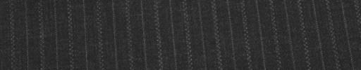 【Ib_e7w59】チャコールグレー+1cm巾Wドット・ドット交互ストライプ