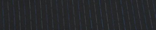 【Ib_e7w60】ダークネイビー+9ミリ巾ブルー・白交互ドッテッドラインストライプ