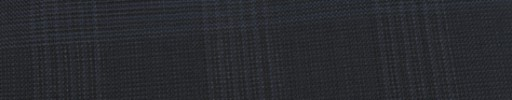 【Ib_e7w61】ダークブルーグレー4.5×4.2cmファンシーチェック