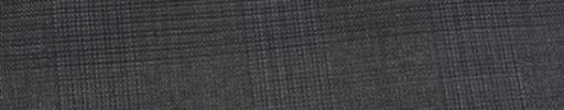 【Ib_e7w62】ミディアムグレー4.5×4.2cmブルーミックスファンシーチェック