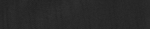 【Ib_g7w012】ブラック+1.6cm巾織り交互ストライプ