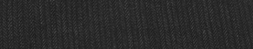 【Ib_g7w013】チャコールグレー3ミリ巾ヘリンボーン