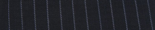 【Ib_g7w028】ネイビー+7ミリ巾ライトブルー・織り交互ストライプ