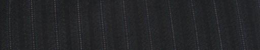 【Ib_g7w030】ダークネイビー柄+8ミリ巾織り・ピンクドット交互ストライプ