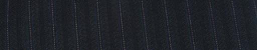 【Ib_g7w031】ネイビー柄+8ミリ巾織り・ピンクドット交互ストライプ