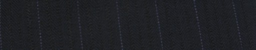 【Ib_g7w033】ネイビー織りストライプ柄+1.4cm巾ドットストライプ