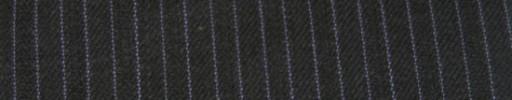 【Ib_g7w037】チャコールグレー柄+4ミリ巾ライトパープルWストライプ