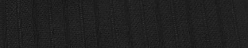 【Ib_g7w050】ブラックバーズアイピケ+1.2cm巾織り交互ストライプ