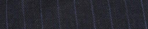 【Ib_g7w058】ライトネイビー+1cm巾ライトブルー・パープルW交互ストライプ